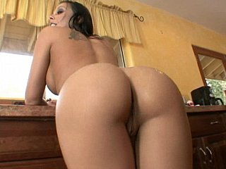 Rachel Starr gets fucked on a chair