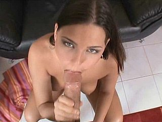 Simony Diamond gets her holes fucked
