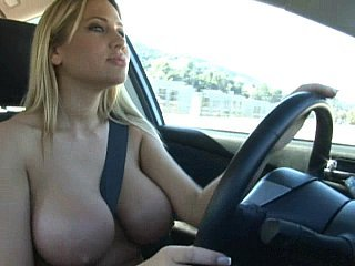 Driving naked enhances sense of freedom