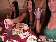 Asian Delight w London Keyes, Suzanne gangbang 7 by BangTeamFive