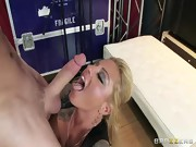 Britney Shannon in She's Ready to Cock and Roll