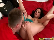 MilfHunter - Pearlized pussy