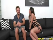 MilfHunter - Strapped up
